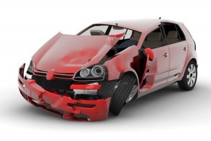 Who buys a wrecked car