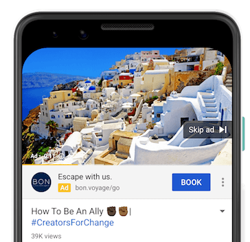 Call-to-Action Erweiterung ersetzt Call-to-Action Overlay bei Video Anzeigen