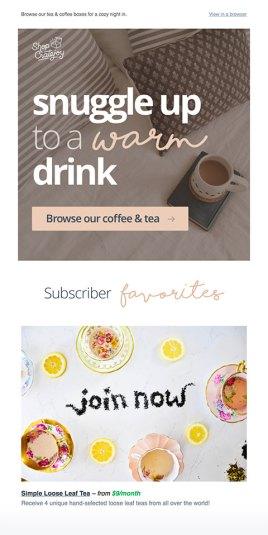 email-tea