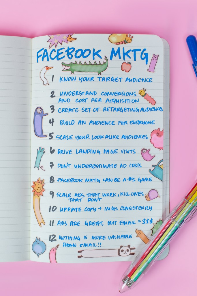 Facebook Marketing Tips Pipsticks
