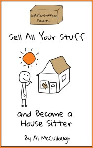 become a house sitter