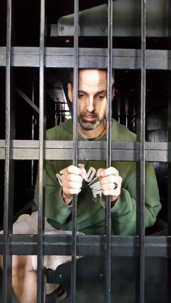 St. Augustine road trip - St. Augustine Jail