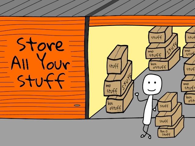 storage unit rental