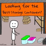 Best Storage Containers to Store Your Stuff