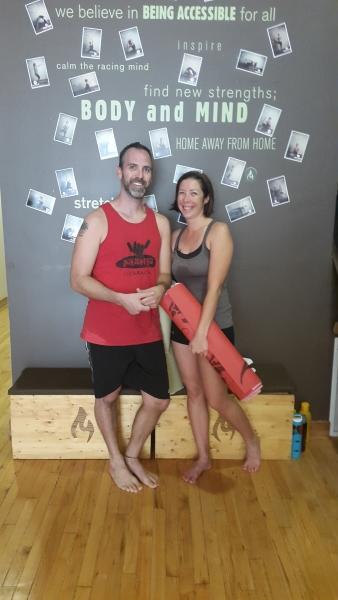 Moksha Yoga Cambridge welcomes sellallyourstuff.com