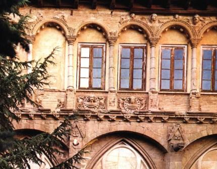 Monasterio de Veruela, donde el Padre Alba vivió su noviciado