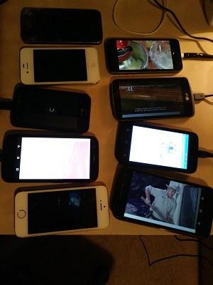 phone farming