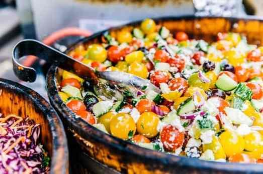 vegetable stir-fry