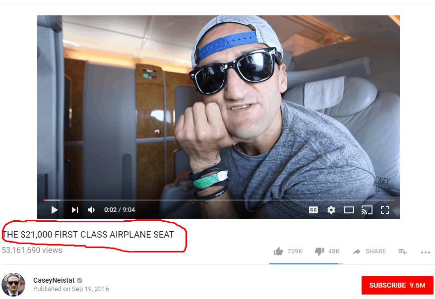 sponsored video youtube