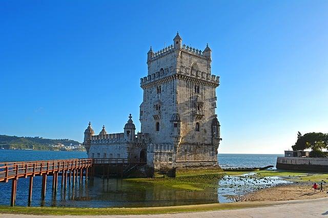 lisbon tower