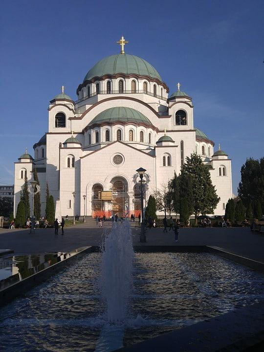 st sava temple belgrade