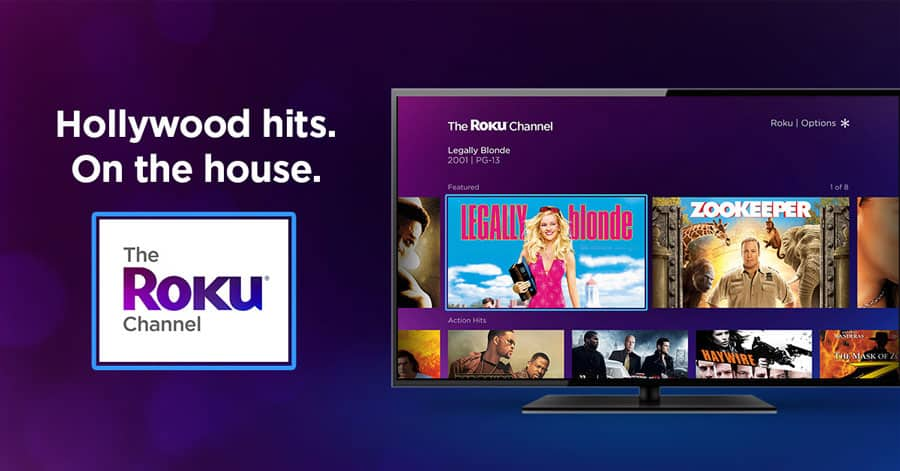 Movies on Roku