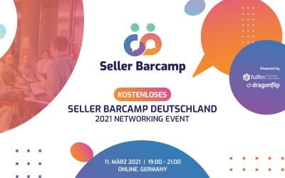 Seller Barcamp Online Networking 2021 – Bist Du dabei?