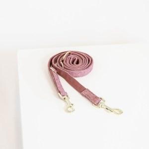 Laisse Chien Wool 200cm Rose Kentucky Dogwear