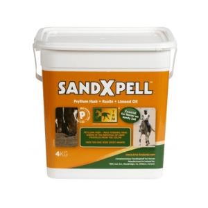 sand x pell TRM colique sable terre cheval