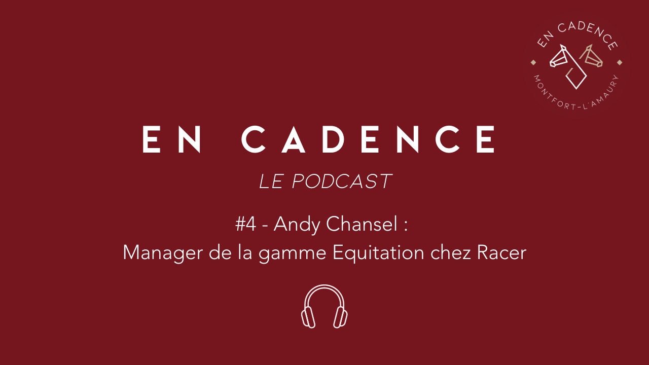 En Cadence le Podcast Episode #4 Andy Chansel Racer
