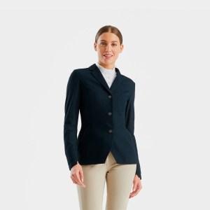Sellerie En Cadence Montfort l'Amaury Horse Pilot Aeromesh Marine Femme