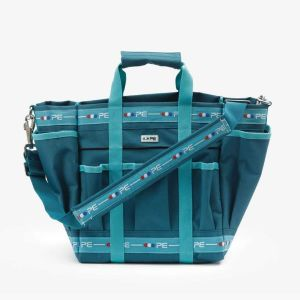 Sac de Pansage Bleu Turquoise Marine Premier Equine En Cadence