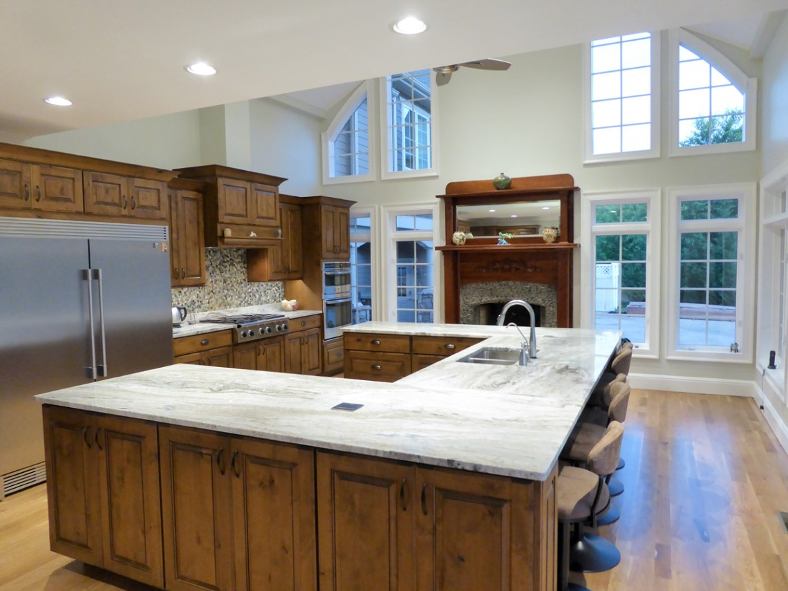 Asheville Kitchen Wiring