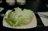 Dôme de salade sucrée