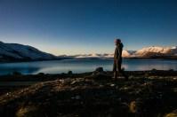 back to Lake Tekapo