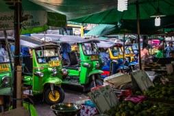 Tuk-tuk party à Bangkok