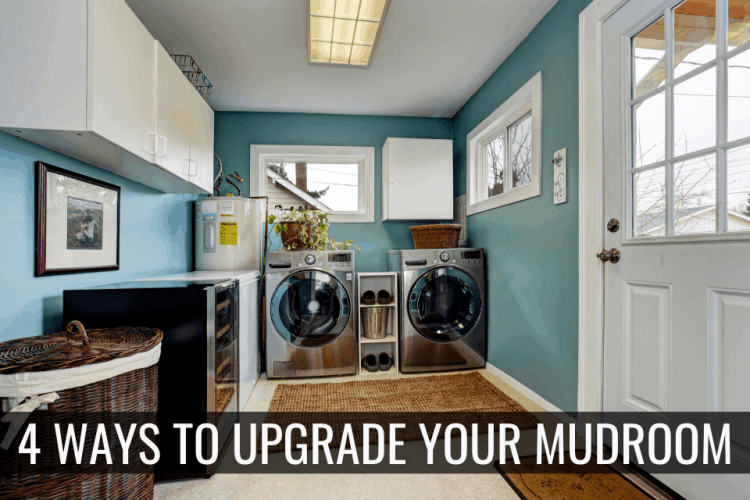 Inspired Homes Mudroom 4 Ways to Upgrade your Mudroom! Home Improvement Uncategorized  TN Nashville Home Improvements Mudroom home updates Home Improvement Gallatin