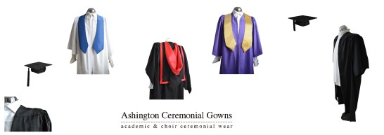 academic and choir ceremonial wear bottom