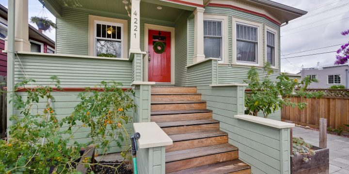 SOLD – 4221 West Street, Oakland CA 94608