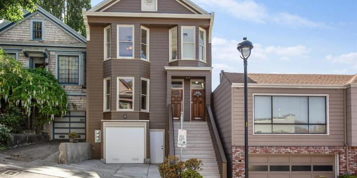 SOLD 324-326 Mississippi Street San Francisco, CA 94107