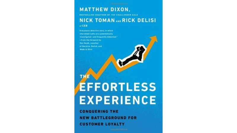 The Effortless Experience (Book Summary)