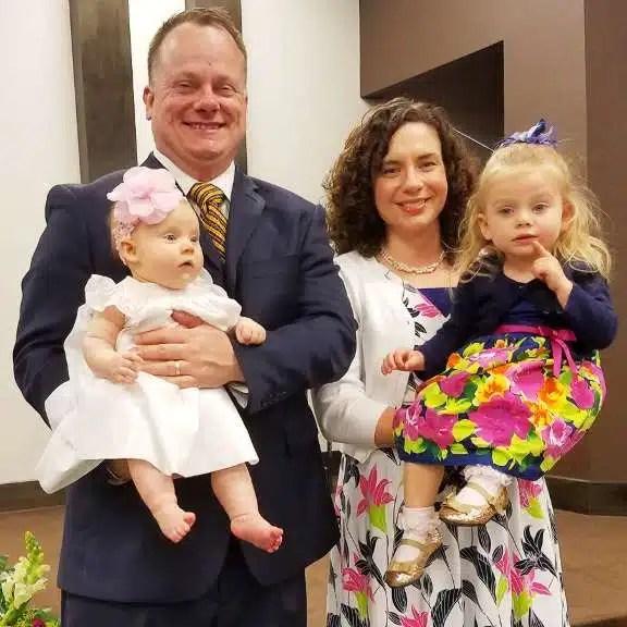 Aaron C Lovett Realtor Family 2018