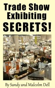 Trade Show Exhibiting Secrets, 4