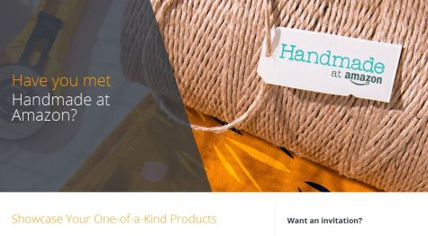 Have You Checked Out 'Handmade at Amazon'?