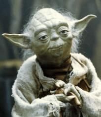 Inspirational Biz Tips from Yoda