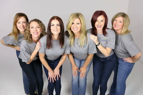 McGuire Cooley Team Casual Photo