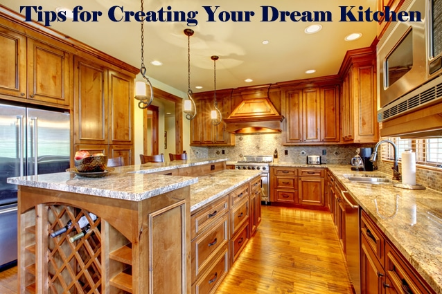 What Does Your Dream Kitchen Look Like