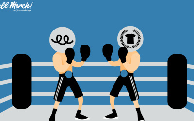 TeeSpring vs Teepublic, Battle of the TEES!