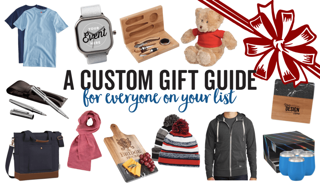 Custom Gift Guide For Everyone