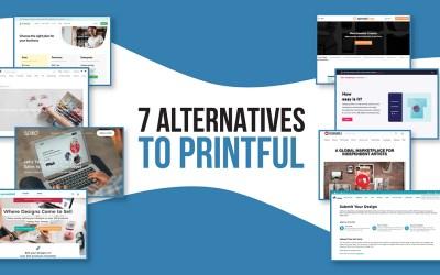 7 powerful Printful alternatives for 2020