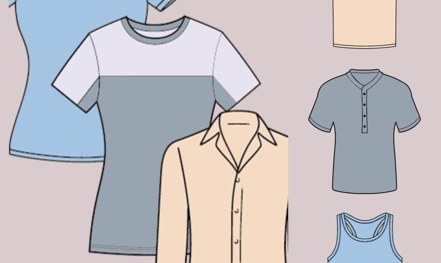 15 Important Types Of T-Shirts