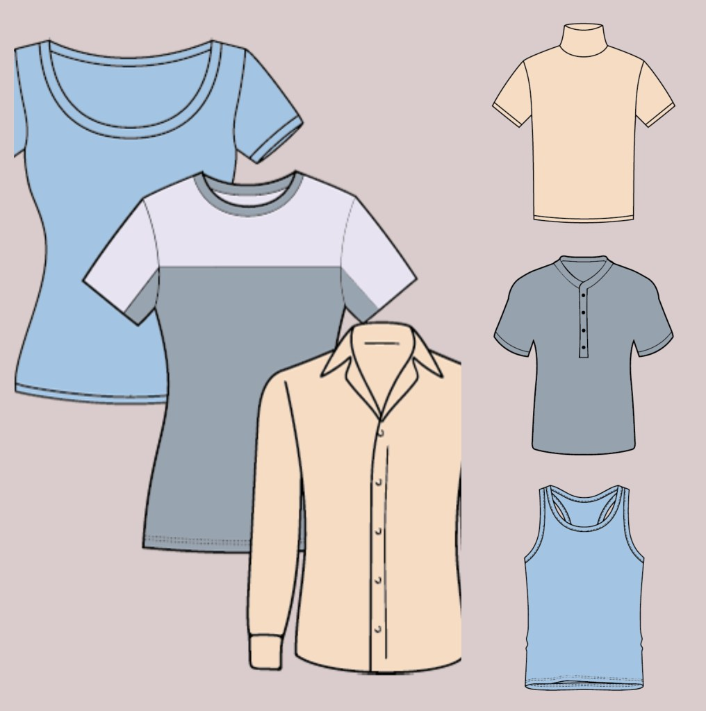Types of T-Shirts