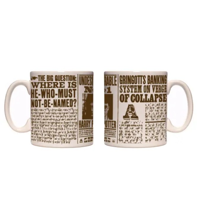 Harry Potter- Undesirable no.1 Officially licensed Pack contains 1 Mug