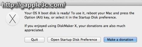 gapple3c-Diskmaker製作隨身碟OS X Mavericks 開機碟-9