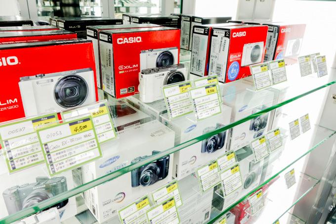 收購數位相機注意事項,單眼相機收購推薦首選