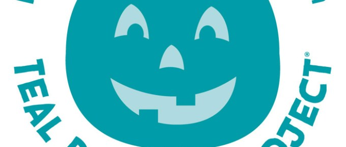 Teal Pumpkin Project—a great way to share samples and serve your community and kids with allergies