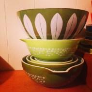 Bohemian Collection, Servingware/Bowls