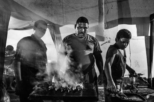© Sebastián Liste (Vista Hermosa Prison, Ciudad Bolivar, Venezuela).