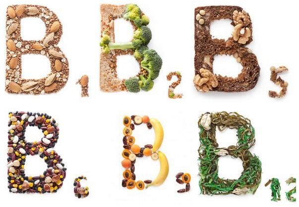 Малыши нуждаются в корме, содержащем витамины группы В