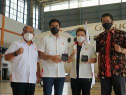 Garuda Indonesia Jalin Kemitraan Layanan Jasa Penerbangan dengan Koni